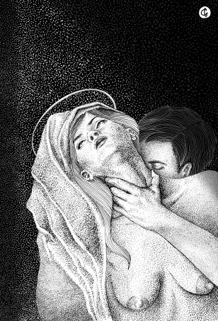L'estasi di Maria di Nazareth (The Holy Mary's ecstasy)   2016